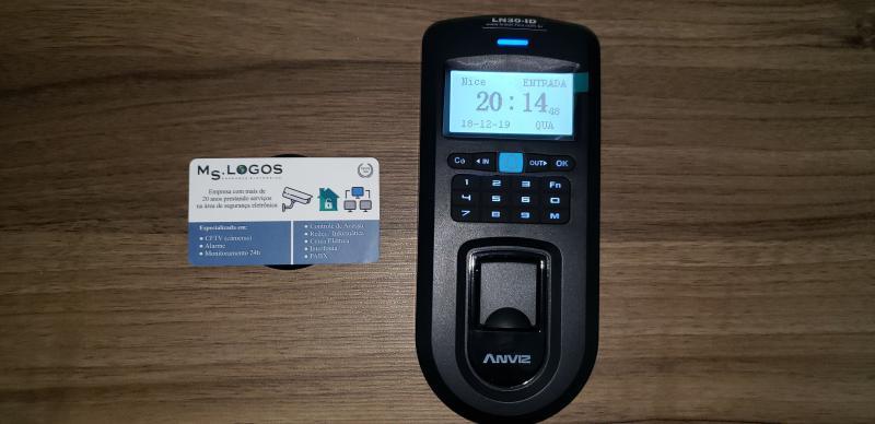 Biometria para condominio