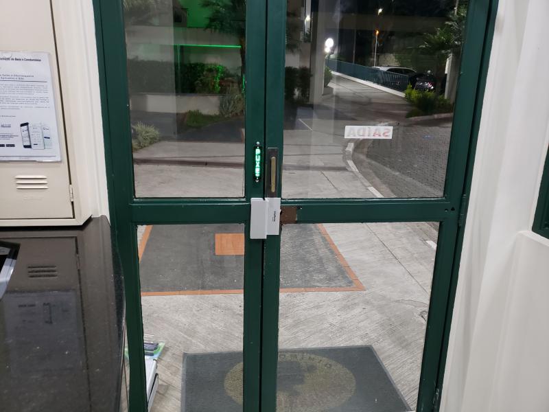Controle de acesso de funcionarios