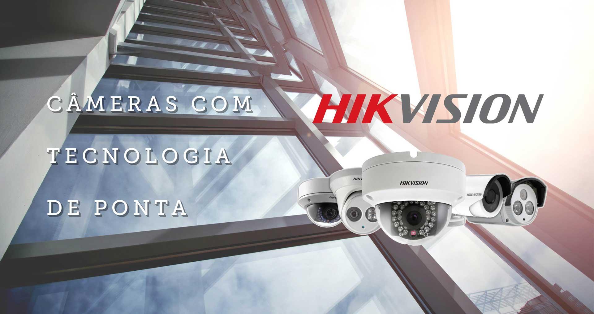 Empresa de cameras de segurança