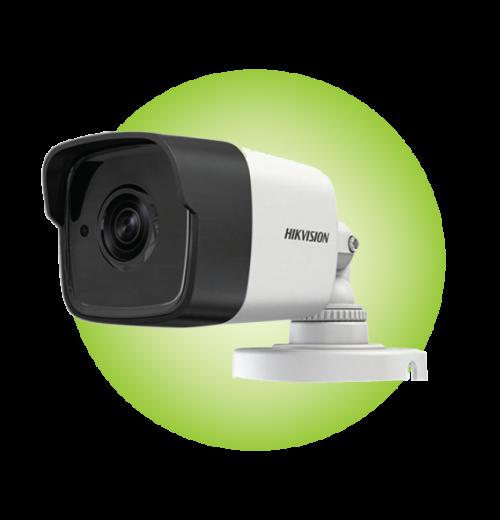 CAMERA - HD 30 - 1536p / 3MP  -  DS-2CE16F1T-IT - (2.8/3.6mm)