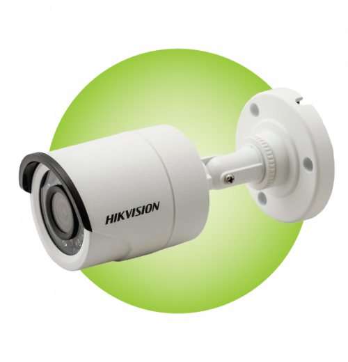 CAMERA -HD 40 1080 / 2MP  -  DS-2CE16D0T-IRF -(2.8/3.6/6mm)