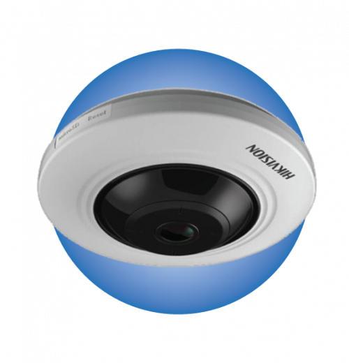 CAMERA IP - 2MP  -  DS-2CD2942F-IS - (1.6mm)