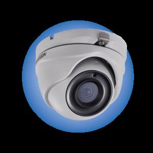 CAMERA -TURBO HD 30 - 1536p / 3MP  -  DS-2CE56F1T-ITM - (2.8/3.6mm)