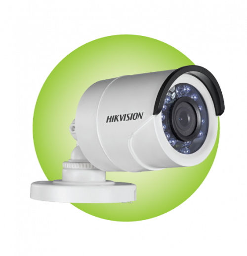 CAMERAHD - 40 720p / 1MP  -  DS-2CE16C0T-IRF -(2.8/3.6/6mm)