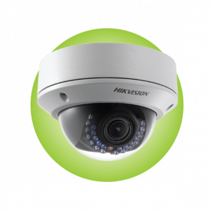 CAMERAIP - 2MP  -  DS-2CD2720F-IS -(2.8 ~ 12mm)