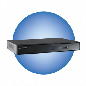 NVR - Network Video Recorder  -  DS-7204HGHI-F1