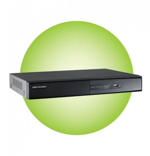 NVR - Network Video Recorder  -  DS-7204HUHI-F2/N