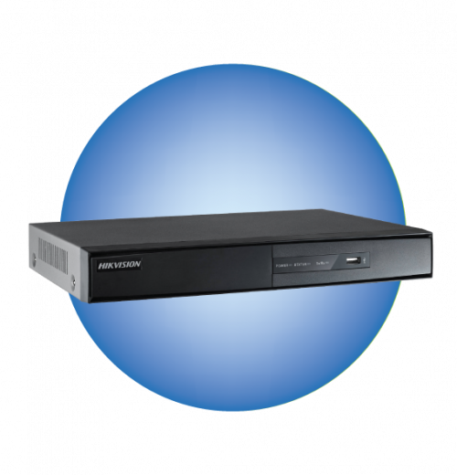 NVR - Network Video Recorder  -  DS-7208HGHI-F2