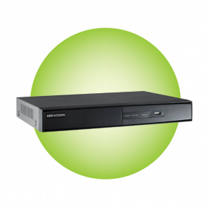 NVR - Network Video Recorder  -  DS-7216HGHI-F1