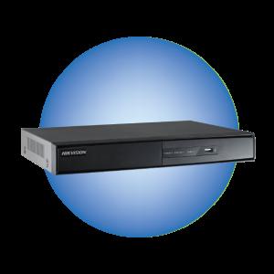 NVR - Network Video Recorder  -  DS-7604NI-E1/4P