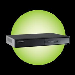 NVR - Network Video Recorder  -  DS-7608NI-E2/8P