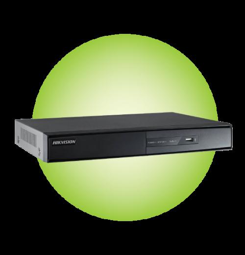 NVR - Network Video Recorder  -  DS-7616NI-E2/16P